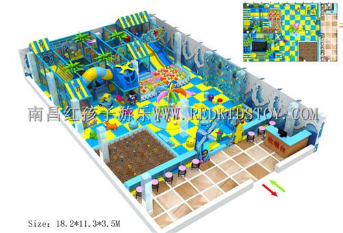 Kids Naughty Castle Indoor Playground